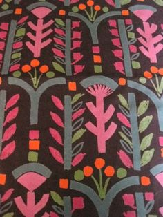 "RARE ""Marimekko"" 1992 ""Poppeli"" by Kristina Isola 100 Cotton | eBay"