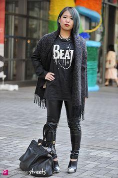 121104-5211 - Japanese street fashion in Shibuya, Tokyo
