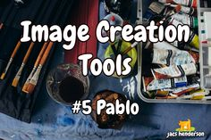 ♥︎  Image Creation Tools  ♥︎  # 5 Pablo  This is a fab tool for creating text on images   * images included (you can upload too) * quotes included (optional on or off) * upload your logo and resize & reshape * sizes for social media * filter effects * 3 x text boxes * share and download feature  Easy to use for fast creation and sharing ...Click to Join Us For Social Network Marketing Strategies ... #jacshenderson #socialnetworkmarketing #networkmarketing