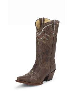 Tony Lama Women's Chocolate Rancho Boot.  I have these boots!  Love them!!!