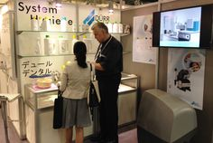 World Dental Show 2014  Impressionen der World Dental Show in Yokohama (Japan) - Impressions of the World Dental Show in (Japan) (rf)  #messe #tradefairs #worlddentalshow #dental #duerrdental