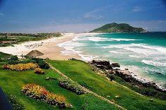 Costão do Santinho Beach, Florianópolis, SC, Brazil