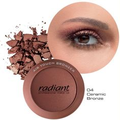 Air Touch Bronzer | Radiant Professional Make Up #Radiant #professional #makeup #bronzer #sunkissed