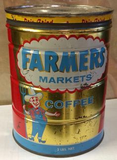 Farmer's Markets Coffee