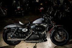 Custom Harley_Davidson Sportster Forty-Eight