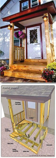Porch Appeal - Outdoor Plans and Projects | WoodArchivist.com