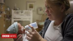 Parents' care can help premature babies in hospital, says study - BBC News