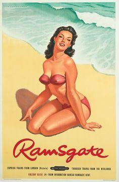 Ramsgate - 1955 - (Alan Durman) -