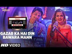 T-Series Mixtape :Gazab Ka Hai Din Bawara Mann Song | Shaan Sukriti K  | Bhushan Kumar Ahmed Abhijit - YouTube