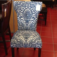 LOVE THESE. Dining chair at Pier One