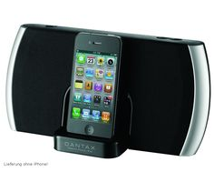 iPod/iPhone Dock Docking Lade Station Lautsprecher Ladestation Dockingstation