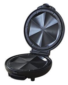 Imusa Quesadilla Maker, Create crispy, cheesy, delicious quesadillas in minutes. Removable Drip Tray For Excess Grease. Press & Seal Lines Lock-in Fillings and Section the Tortilla. Black exterior with Black Handles. Cooking Appliances, Specialty Appliances, Small Appliances, Kitchen Appliances, Quesadillas, Tortilla Maker, Perfect Triangles, Best Electric Pressure Cooker, Waffle Iron