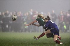 Rugby girls follow through