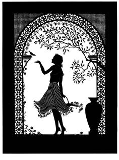 Beth White's astonishingly intricate silhouettes are doing the same thing for the centuries-old practice of paper cutting. She is redefining the art. Doodle Art Drawing, Mandala Drawing, Pencil Art Drawings, Art Drawings Sketches, Paper Cutting, Mandala Art Lesson, Cut Paper Illustration, Indian Art Paintings, Silhouette Art