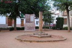 Vva. de los Infantes - Inauguración del Monolito a la Ruta Científica del Quijote