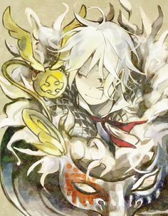 Allen Walker - D. D. Gray Man, D Gray Man Allen, Anime Couples Manga, Cute Anime Couples, Anime Girls, Fan Anime, Anime Art, Lenalee Lee, Allen Walker