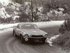 1973 Rallye Montecarlo Chevrolet Camaro !