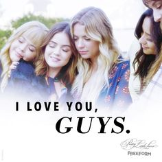 Find images and videos about pretty little liars, pll and ashley benson on We Heart It - the app to get lost in what you love. Pretty Little Liars Quotes, Pretty Litle Liars, Pll Finale, Little Linda, Girlmore Girls, Spencer Hastings, Abc Family, Love You More, Best Shows Ever
