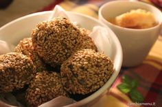 Cambia Menu » Sfiziose polpettine anti-colesterolo | Ricette