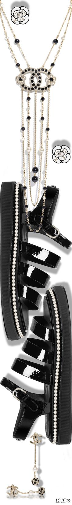 93032a58021e CHANEL SPRING SUMMER 2019 PRE-COLLECTION  chanel  sandals  jewelry