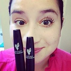 Best mascara ever!!  Get gorgeous lashes here!! Www.stephaniesstunninglashes.com