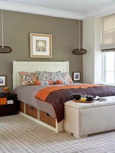 50 Beautiful and Elegant Bedroom Decorating Ideas - Home Garden Decoration