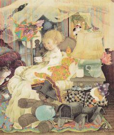 Irene Haas - A Summertime Song. Lovely Book