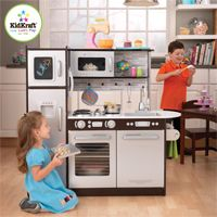 KidKraft Uptown Expresso Kitchen 53260 is one of the most amazing wooden toy kitchen by KidKraft it's ideal for both boys and girls and it's won countless toy awards around the world. http://wooden-toys-direct.co.uk/kitchen-toys/play-kitchen/kidkraft-uptown-expresso-kitchen.html #kidkraftkitchen #kidkraftexpressokitchen #playkitchen #toykitchen