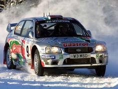 Rallye Wrc, Hyundai Accent, Rally Car, Sport Cars, Automobile, Wheels, Racing, Vehicles, Motors