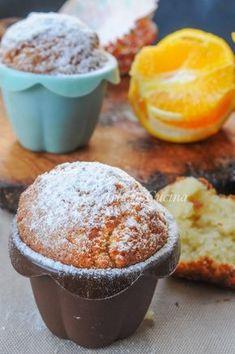 Vegan Foods, Vegan Recipes, Cooking Recipes, Lactose Free, Dairy Free, Muffins, Plum Cake, Sweet Bakery, Sweet Desserts