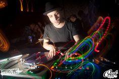 DJ Trentino at Oak Lounge Milwaukee #redbull #3style #milwaukee #oakmke