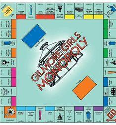 Gilmore Girls Monopoly