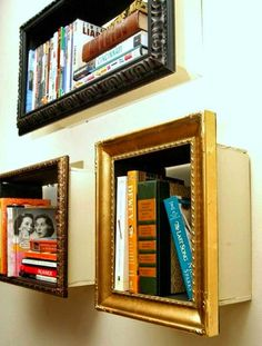 Crafts that use frames.