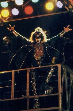 Gene Simmons 1978 #kiss