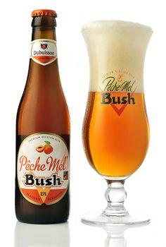 Pêche Mel' Bush | Belgian Beer | Beer Tourism