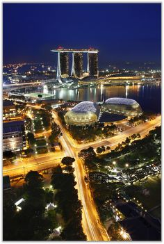 Singapore-BEAUTIFUL country, seriously the cleanest most well kept place I have traveled so far. Love it!