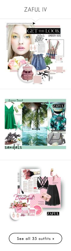"""""""ZAFUL IV"""" by marinadusanic ❤ liked on Polyvore featuring Coach, Rimmel, MAC Cosmetics, Manolo Blahnik, L.A.M.B., Pier 1 Imports, Jane Iredale, Seed Design, Marc Jacobs and Lands' End"""