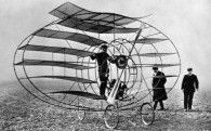 Retronaut - See the past like you wouldnt believe aeroplane 1908