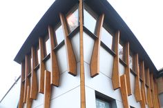 Buckland Timber glulam - commercial building
