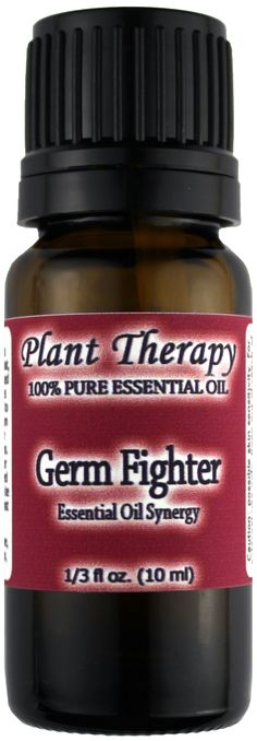 Half the price of Theives oil and the same thing -  Germ-Fighter Synergy - $6.99 : Pure Essential Oils | Aromatherapy Nebulizers | Oil Diffusers