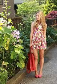 Heels and dresses