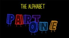 The Alphabet - Part 1 - A to D by Paul Rayment. Part 1 of The Alphabet.