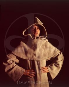 Jimmy Page as the Hermit in the song remains the same