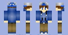 Minecraft skins Supah Awesome Teenage Boy – Minecraft Download For Free