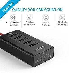 Anker PowerDrive 5 (A2311H12) - автомобильное зарядное устройство (Black)