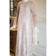 Dress Brokat Muslim, Dress Brokat Modern, Kebaya Modern Dress, Dress Pesta, Muslim Dress, Abaya Fashion, Muslim Fashion, Modest Fashion, Fashion Dresses