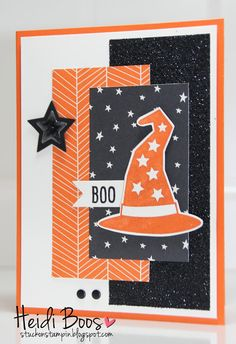 Stuck on Stampin': Holiday Catalog Countdown - Halloween!