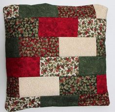 quillow instructions with pictures | Quick-Brick Quillow Pattern - Sleeping Bear Crafts - Patchwork ...