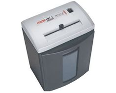 Quick Overview    Cross-Cut Shredder   Home or Small Office use   Keep Personal Information Confidential   On/Off Switch and Reverse   Stand-by Mode without Power Consumption  Product Description    The entry-level models of our HSM COMPACT series are   equipped perfectly for shredding paper and documents discretely at home   or at small offices. Placed immediately next to or under the desk, they   can be loaded easily and start to work automatically.  Additional Information             ...