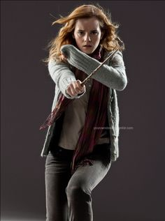 Hermione- Sorry I'm pinning to much Hermione but I love her so much and I love Emma